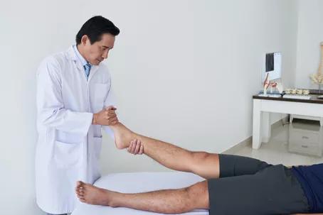 Preventative Foot Care in Diabetes